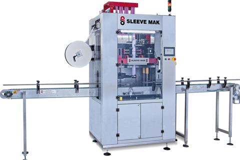 Yüksek Kapasiteli Body Sleeve Makinaları