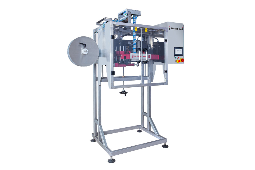 Temper Evident Application Machine