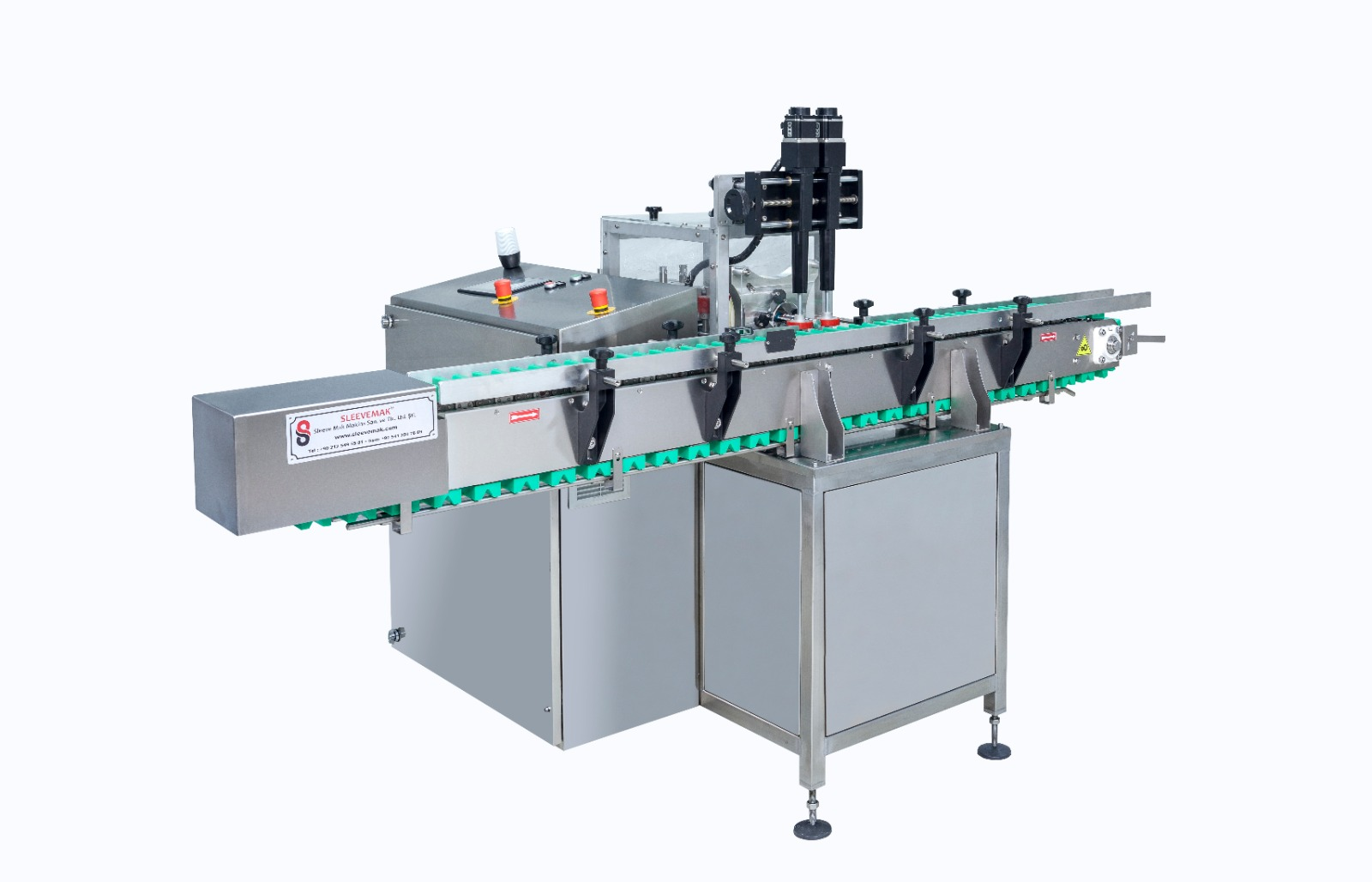 Horizontal Sleeve Machines